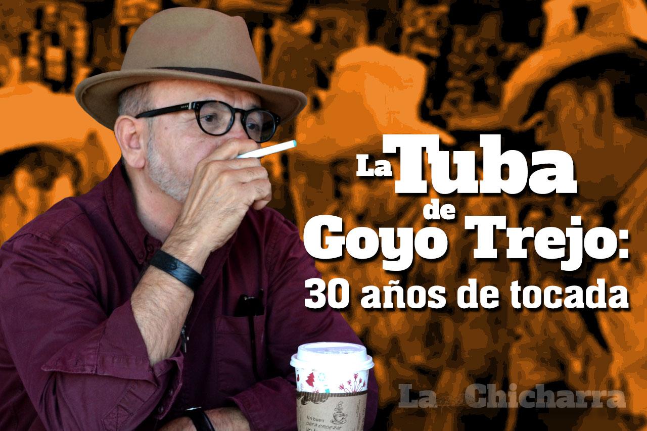 Entrevista de La Chicharra a Sergio Galindo