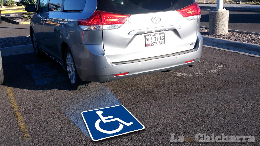 DENUNCIA CIUDADANA: Estacionamientos 2