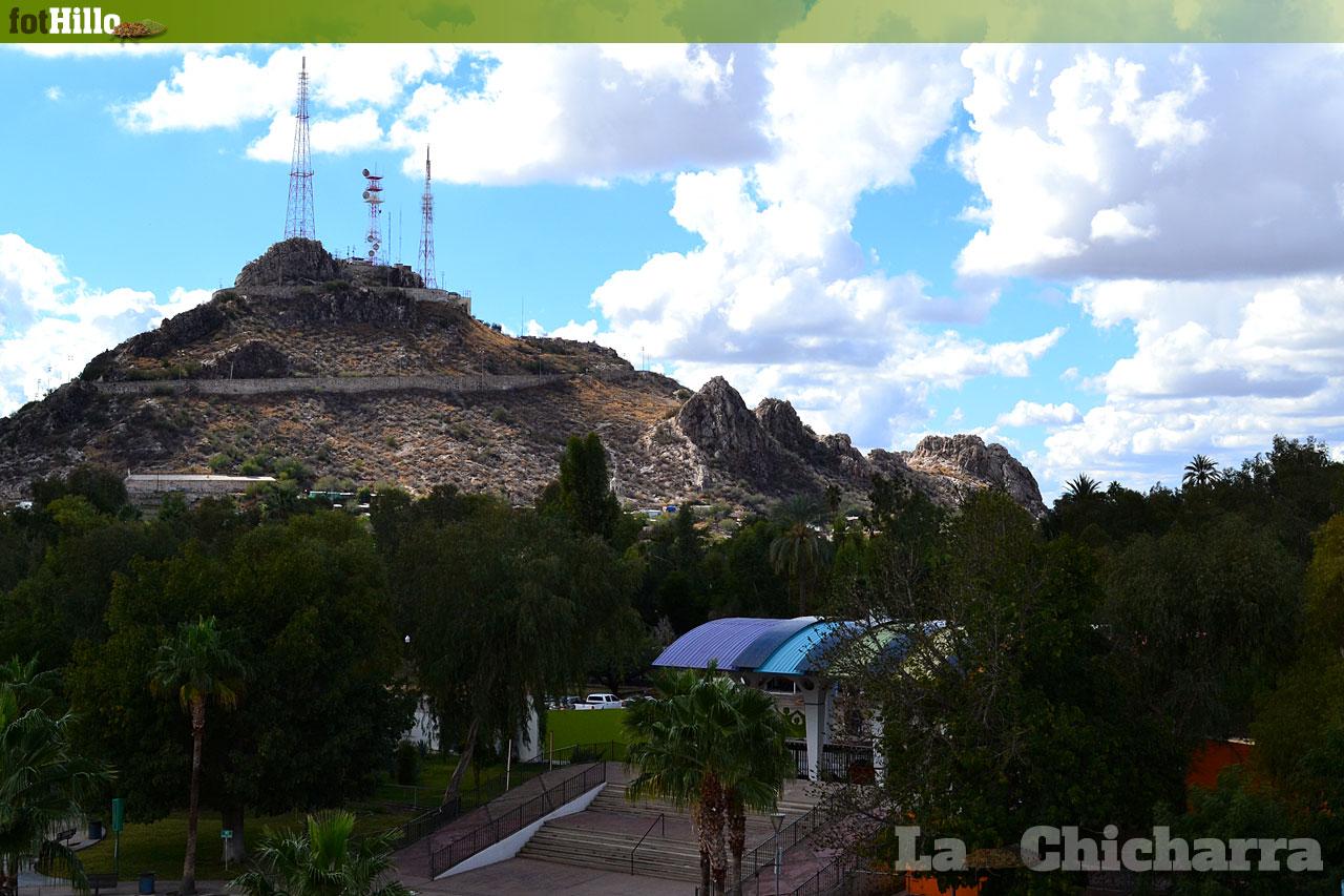 Cerro de la Campana. Hermosillo, Sonora, La Chicharra