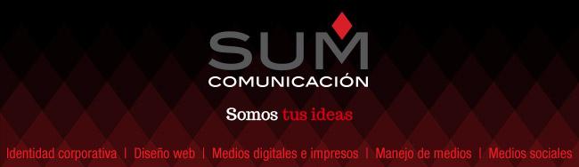 SUM Comunicación. Somos tus ideas