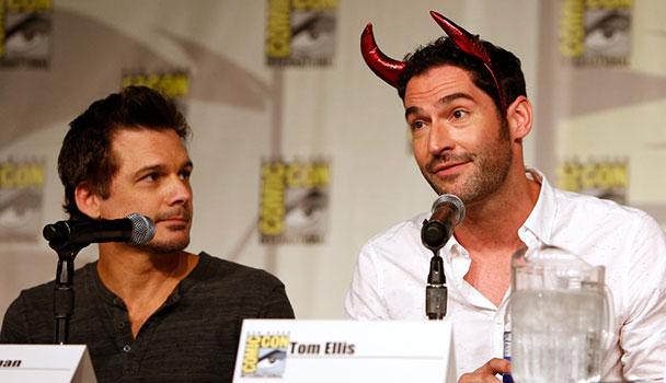 Tom Ellis, Lucifer