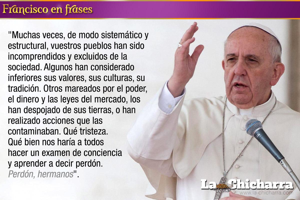 Francisco en frases