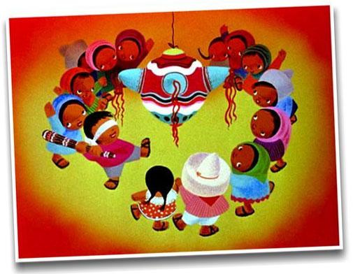 Disney, La Piñata