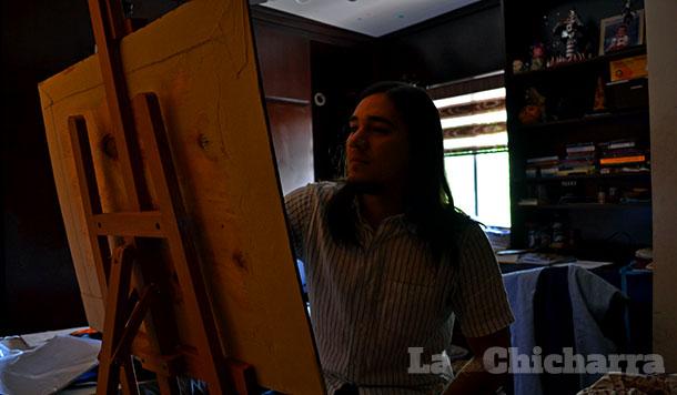Wenceslao Meneses Corona, pintor hermosillense
