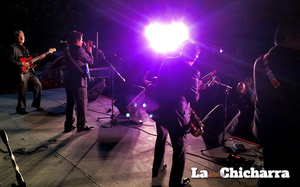 Los Apson, Festival Luna de Montaña 2016.
