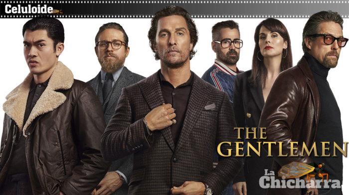 Celuloide: The Gentleman