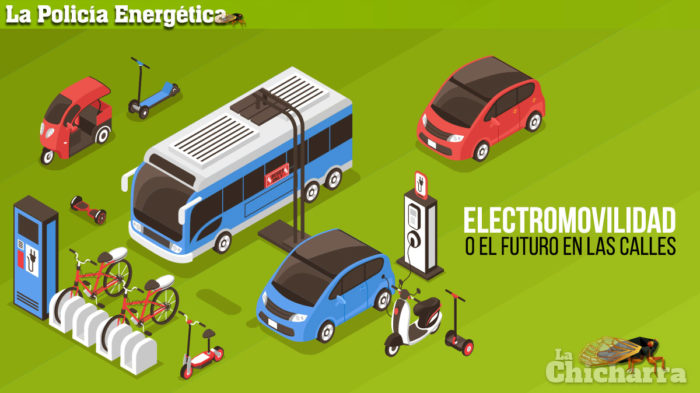 La Policía Energética: Electromovilidad o el futuro en las calles