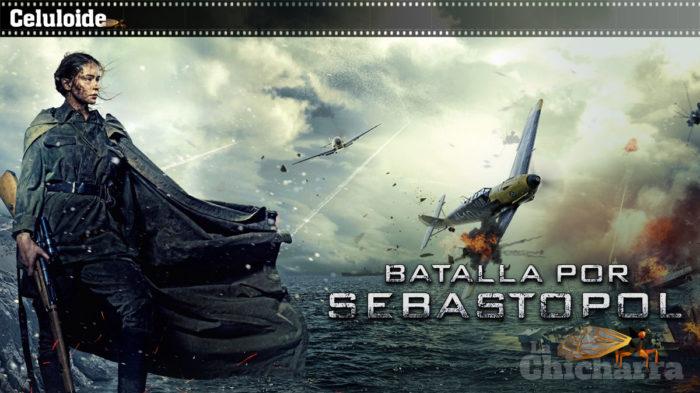 Celuloide: La batalla por Sebastopol