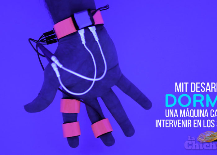 MIT desarrolla Dormio, una máquina capaz de intervenir en los sueños
