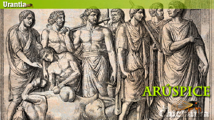 Urantia: Arúspice