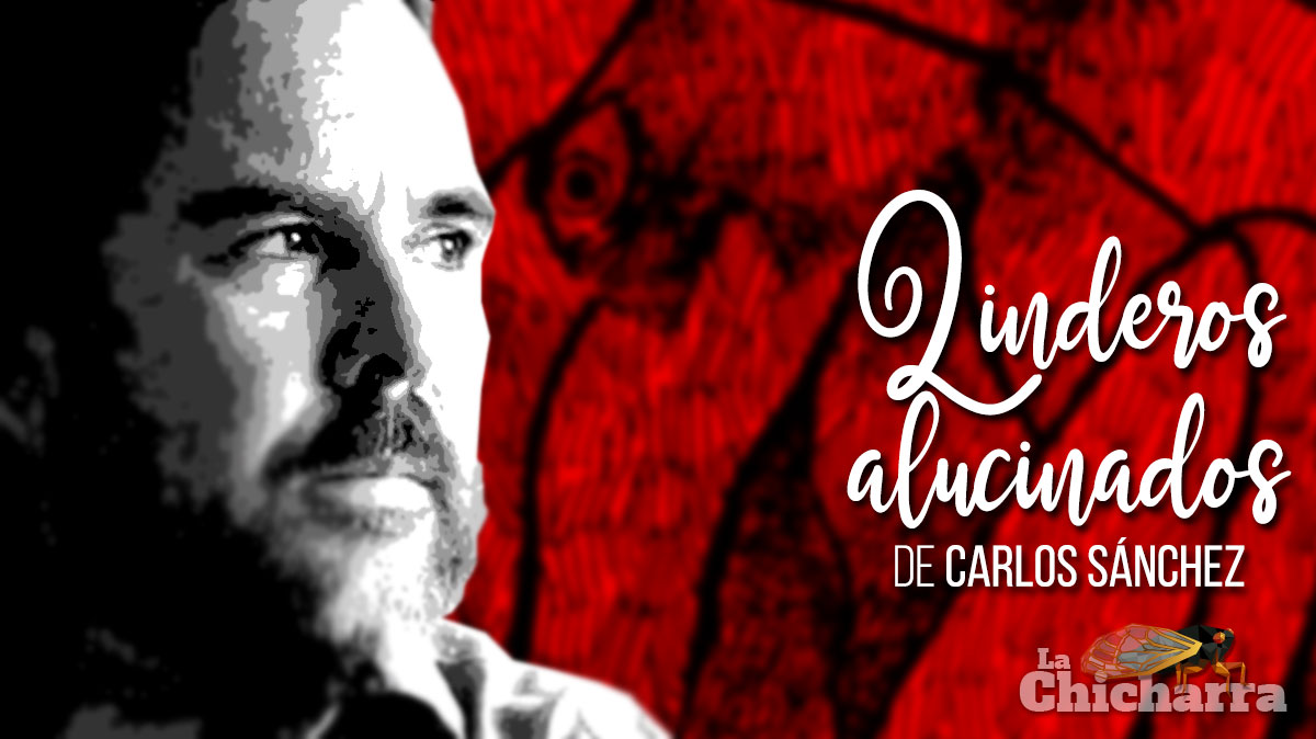 Linderos alucinados de Carlos Sánchez