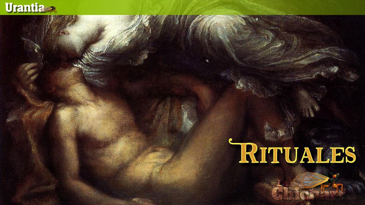 Urantia: Rituales