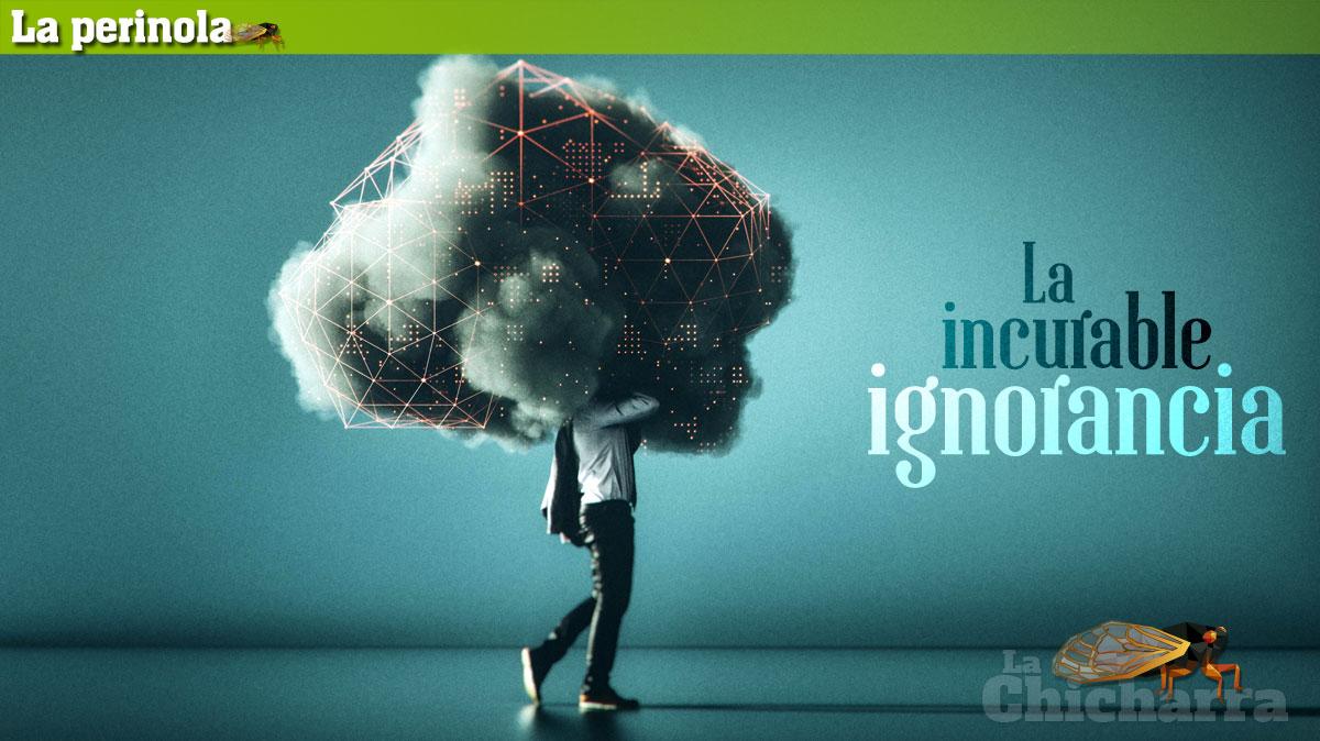 La Perinola: La incurable ignorancia