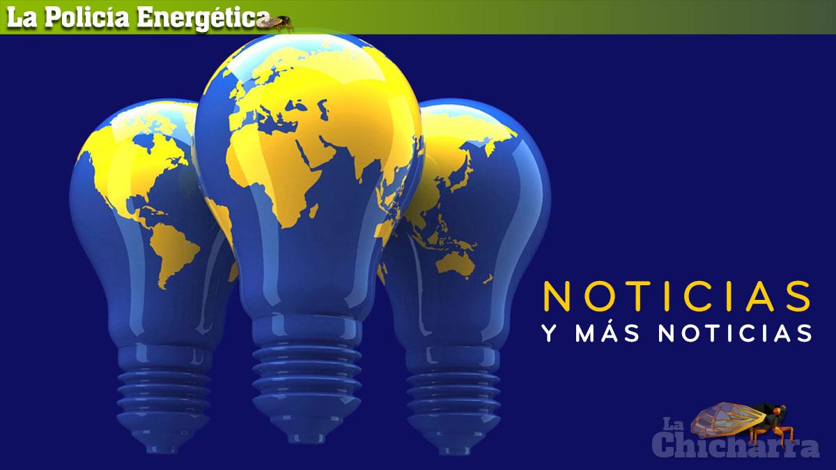 La Policía Energética: Noticias y más noticias