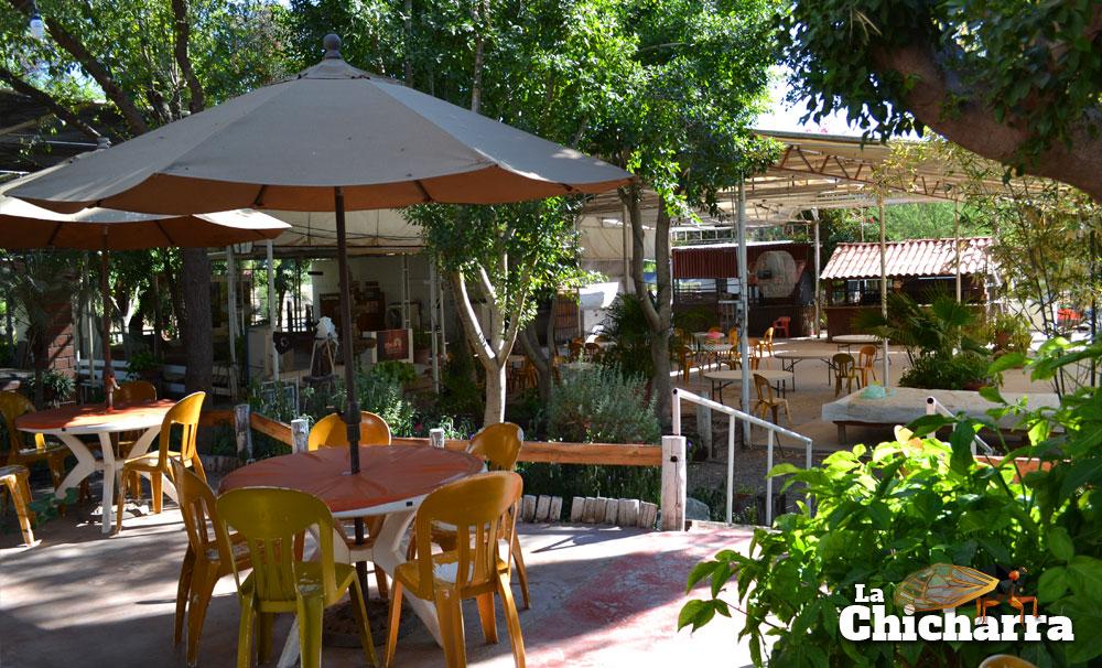 Restaurante Viva Sonora. La Chicharra