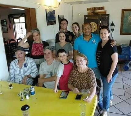 Familia Cruz Puebla