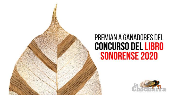 Premian a ganadores del Concurso del Libro Sonorense 2020