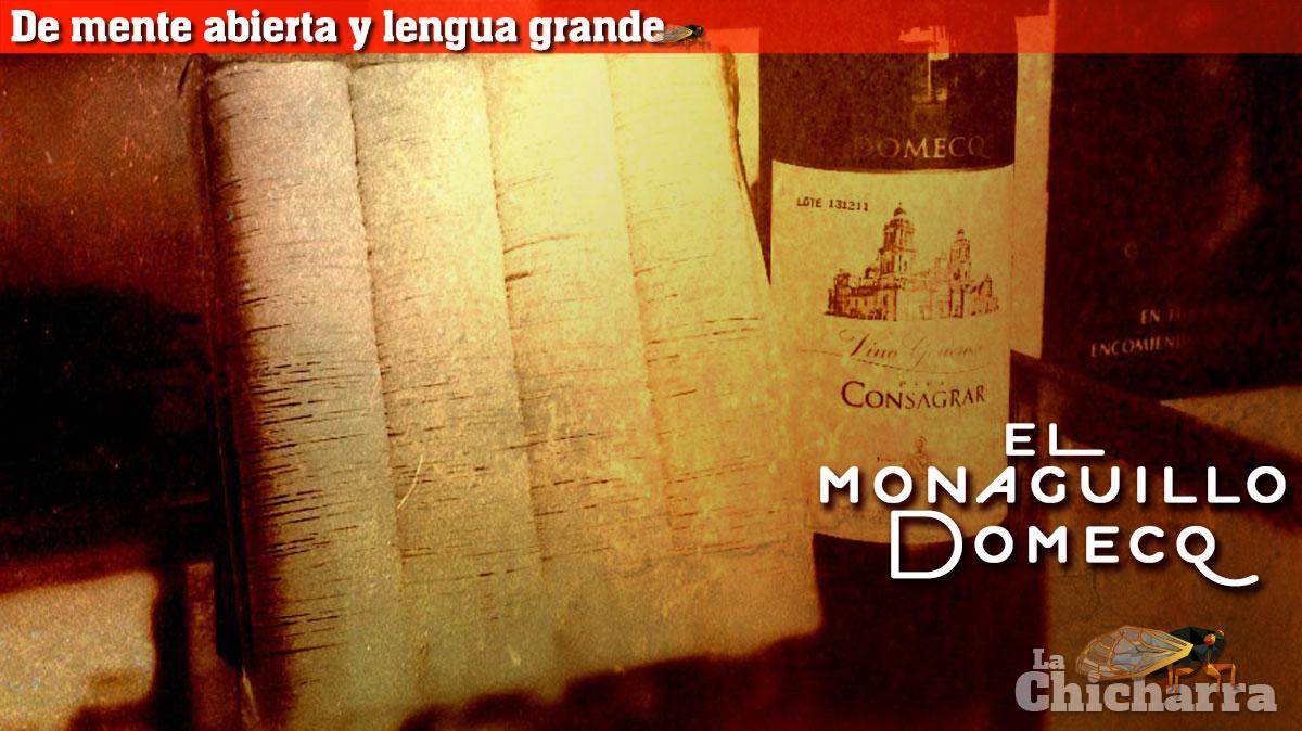 De mente abierta y lengua grande: El monaguillo Domecq