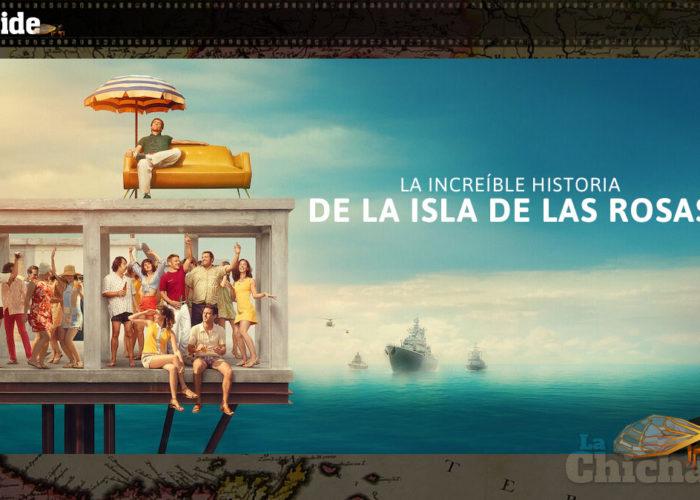 Celuloide: La increíble historia de la isla de las Rosas