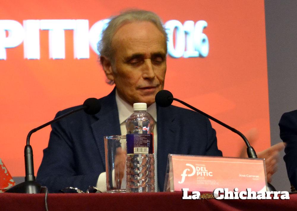 José Carreras en Hermosillo