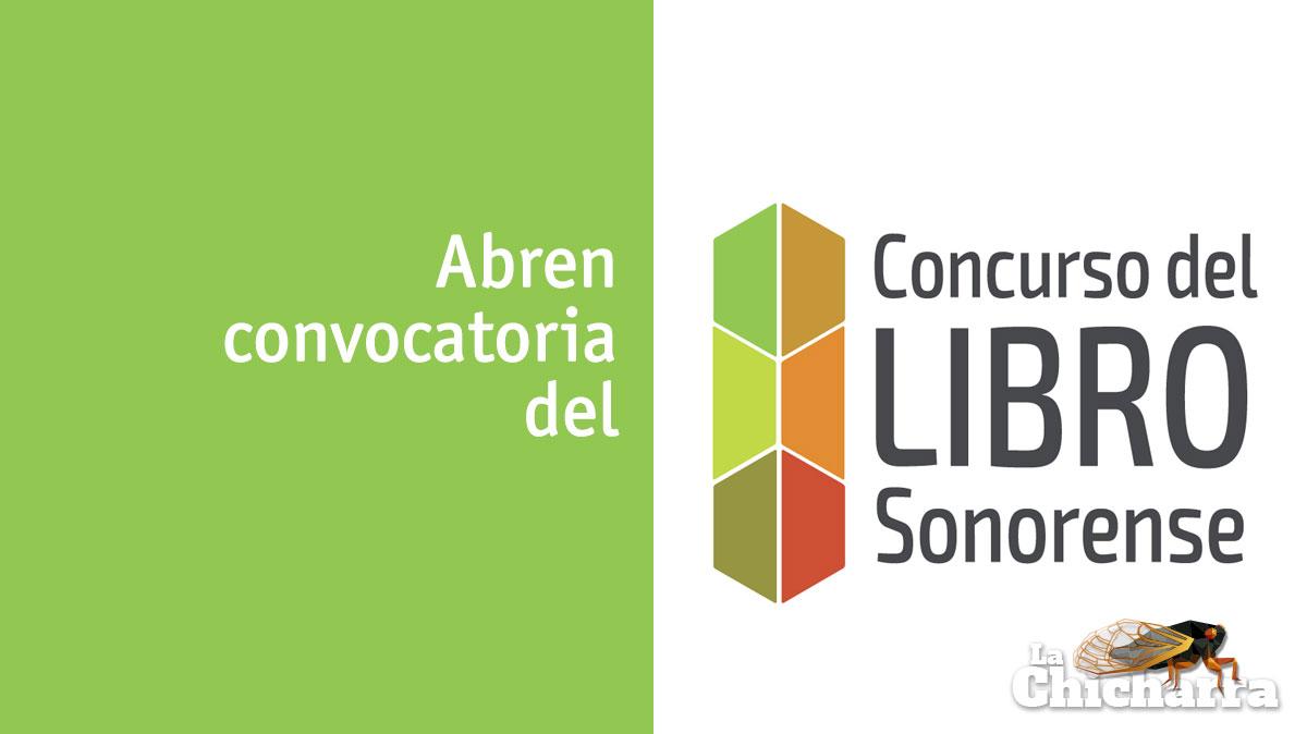 Abren convocatoria del Concurso del Libro Sonorense 2020