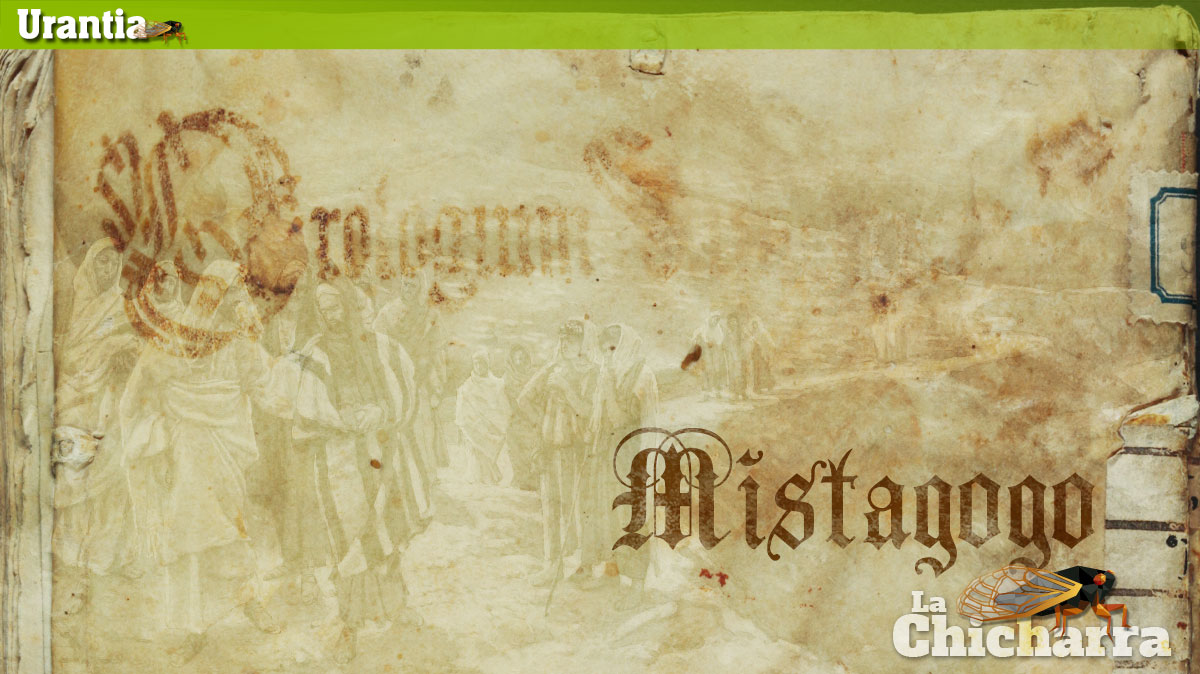Urantia: Mistagogo