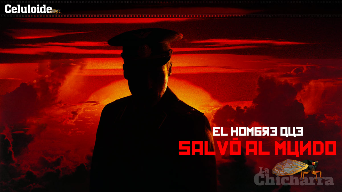 Celuloide: El hombre que salvo al mundo
