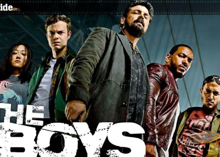 Celuloide: The Boys