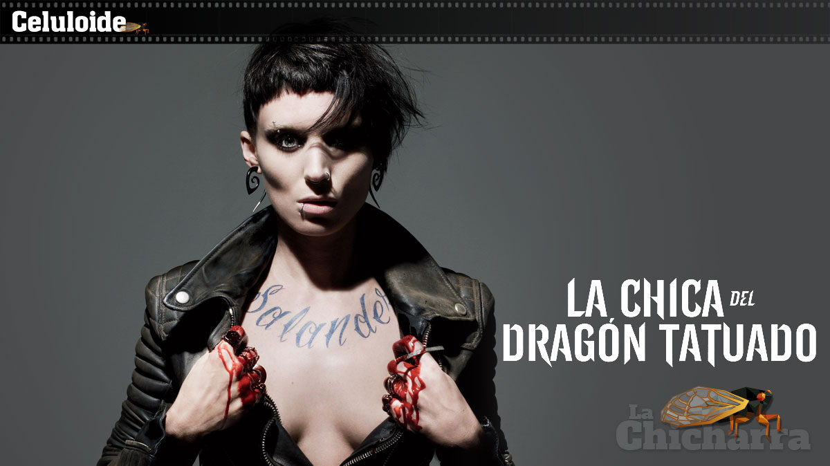 Celuloide: La chica del dragón tatuado