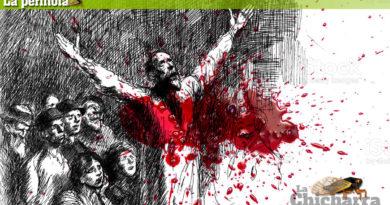 La perinola: Hombres de mucha fe