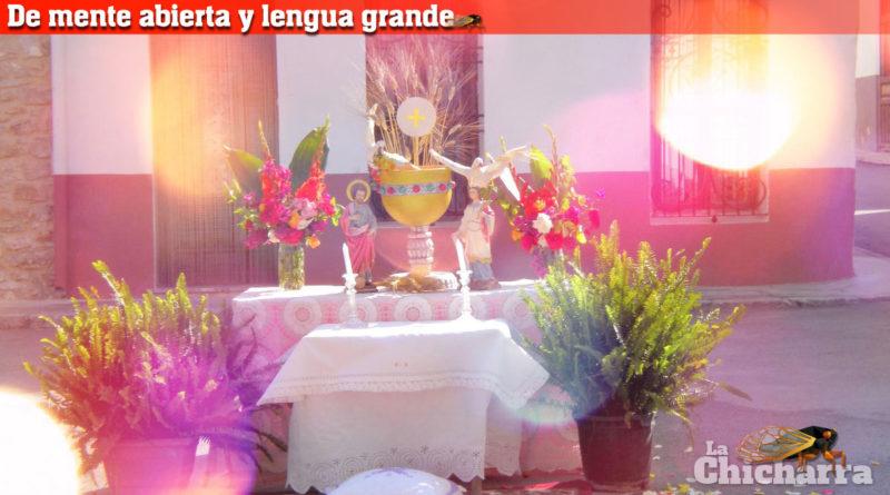 De mente abierta y lengua grande: El altar a la comida