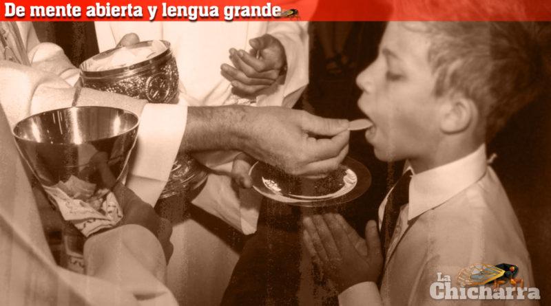 De mente abierta y lengua grande: La primera comida