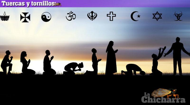 Tuercas y tornillos: ¿Puede existir un mundo sin religiones?