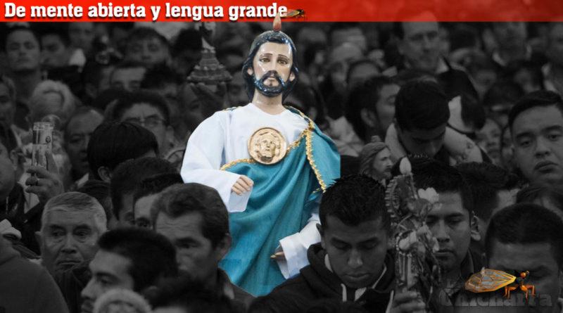 De mente abierta y lengua grande: Las herederas de San Judas