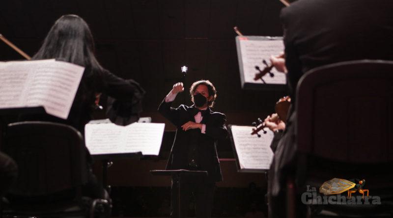 Inició la Temporada Orquestal Otoño 2021, con la Orquesta Filarmónica de Sonora
